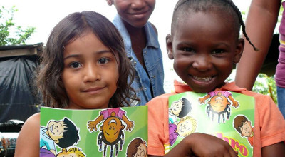 OneHope is reaching billions of children around the world with the gospel of Jesus Christ.