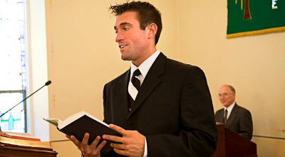The Bible proves single pastors can be effective.