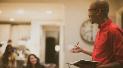 Do you simply read Bible stories to your congregation or do you help them experience the stories?