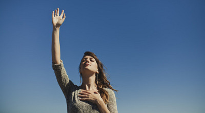 Religious beliefs can help people cope with the stress of cancer better.