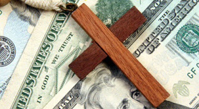 Church and money