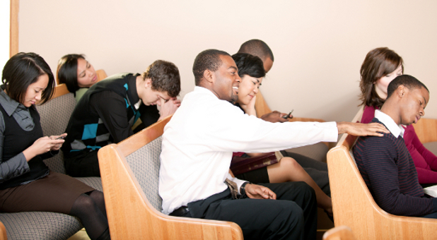 What can you do to keep your congregation from getting bored?