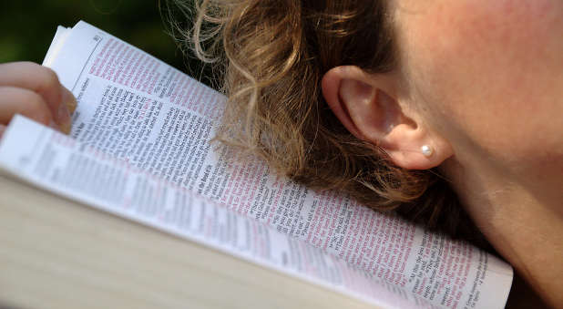 Are you paying attention to God's voice?