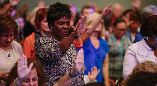 More churches are being planted these days than are going away, according to a LifeWay Research study.