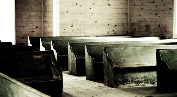 If yours is a 'mean church,' it may soon look something like this.