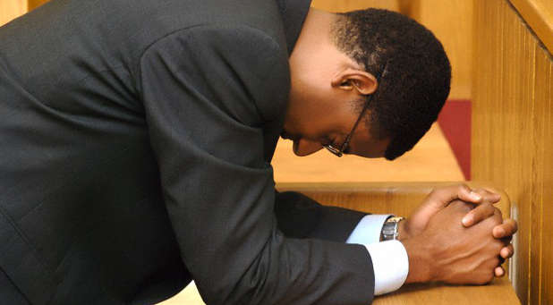 For leaders, prayer must be a part of their business day.