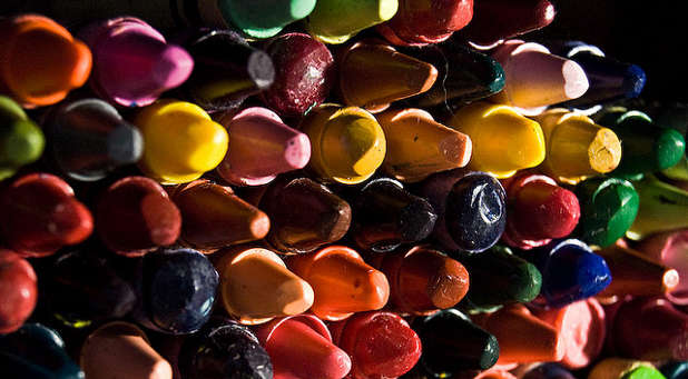 """Do you encourage your underlings to """"color outside the lines?"""""""