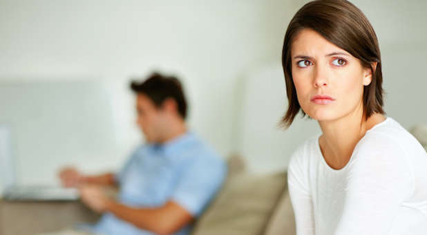 Pastors, are you aware of when your spouse is unhappy?