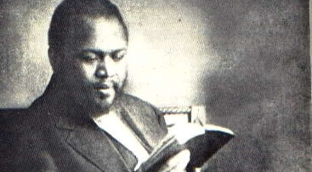 William Seymour (Photo courtesy of Princeton Theological Seminary website)