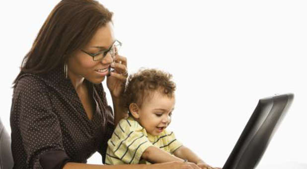 How do you find the balance between motherhood and ministry?