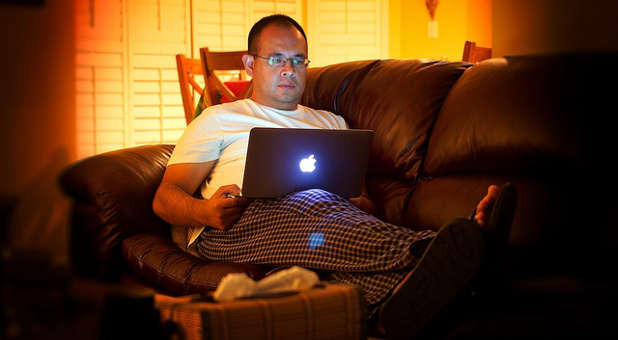 Leaders who are couch potatoes are mostly likely ineffective.