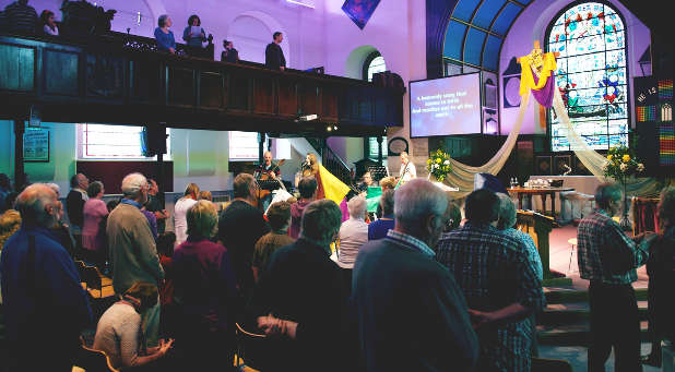 Undoubtedly, Easter is one of the spike days in church attendance throughout the year for most churches.