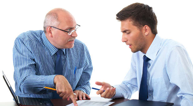 There are several ways to find a mentor.