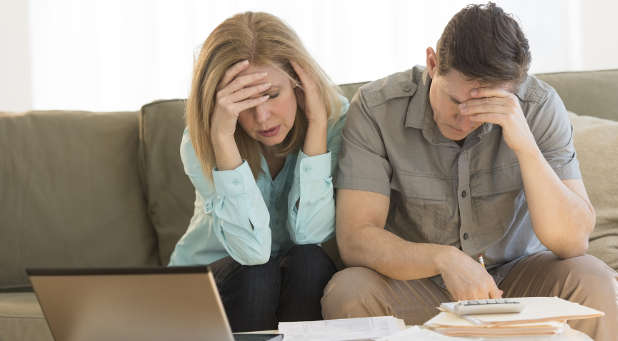 Financial issues can take a huge toll on a ministry.