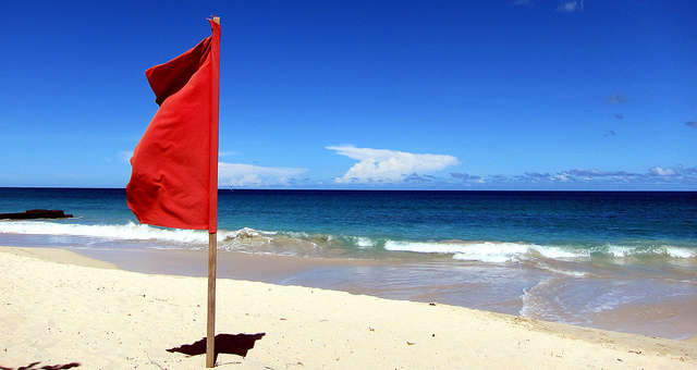 Unfortunately, red-flagging volunteers has become a necessary process for churches.