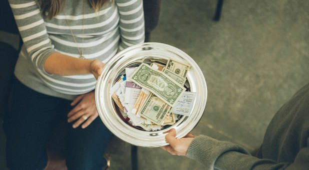 Remember, tithing is an act of worship.