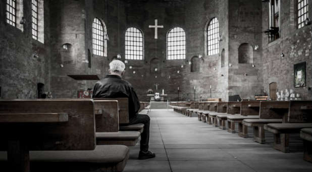Barna reports that one in three pastors is on the verge of burnout.